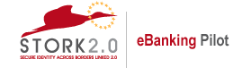STORK 2.0 e-Banking Pilot
